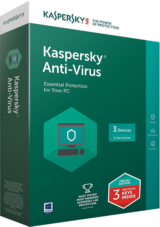 kaspersky antivirus 2018 license key